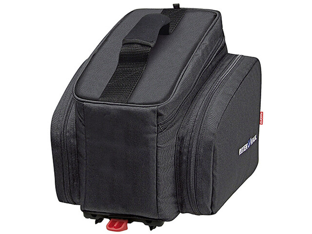KlickFix Rackpack 2 Luggage Carrier Bag for Racktime, black
